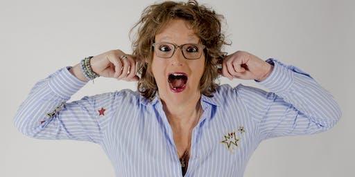 KITTY VAN MIL- Niemandsland - Theatersolo 'over-leven met kanker'