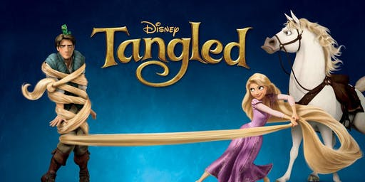 Tangled (2010) & Meet and Greet with Rapunzel