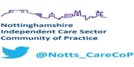 Community of Practice - Independent Care Sector tickets