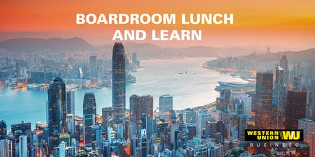 Boardroom Lunch and Learn - Payment Strategies tickets