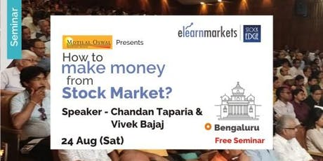 How to Make Money from Stock Market? tickets