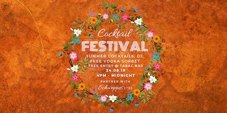 Cocktail Festival tickets
