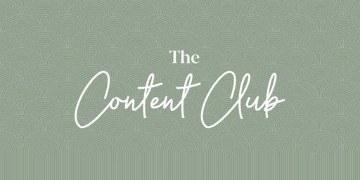The Content Club