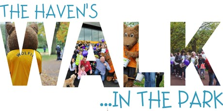 The Haven's Walk in the Park 2019 tickets