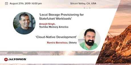 Cloud-Native and Kubernetes meetup in Silicon Valley tickets