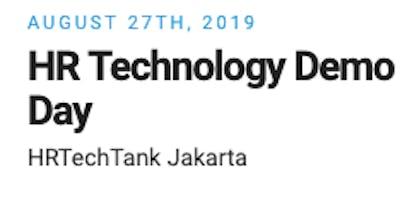 HRTechTank Jakarta 2019