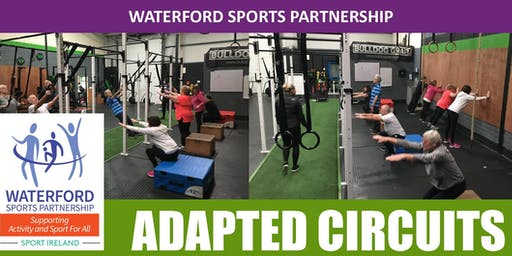 Adapted Circuit Training - Women Over 50