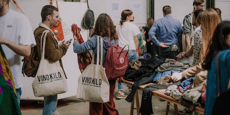 FREE TICKETS: Vintage Kilo Sale • Linz • VinoKilo Tickets