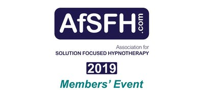 AfSFH Members' Event