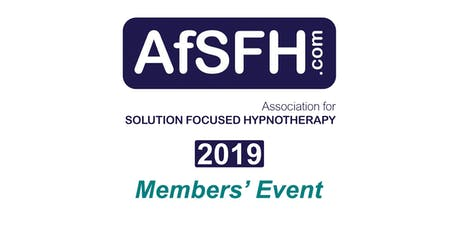 AfSFH Members' Event tickets