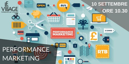 Workshop: Performance Marketing | Come massimizzare una campagna online?