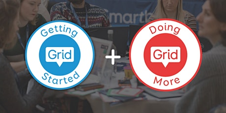 Getting Started + Doing More with Grid - London tickets