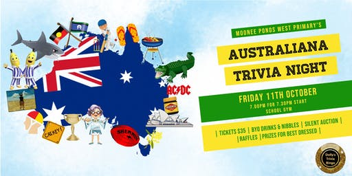 MPW Australiana Trivia Night