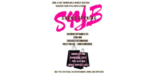 Styled4You Boutique Grand Opening
