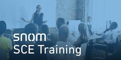 Snom SCE Training, Berlin, D Tickets