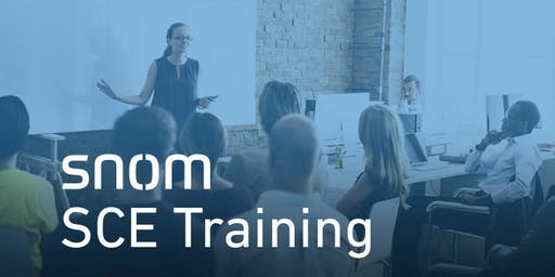 Snom SCE Training, Berlin, D