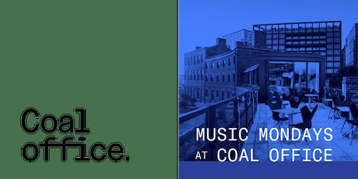 Music Mondays at Coal Office