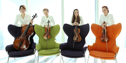 7. Streichquartett-Festival ICKINGER FRÜHLING 2020, Konzert 2: Rusquartet