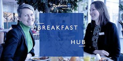 Breakfast Hub @ Radisson Blu Hotel Uppsala 30 augusti