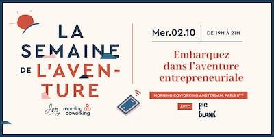 Embarquez dans l'aventure entrepreneuriale ! - Semaine de l'aventure