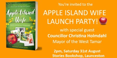 Apple Island Wife official launch party