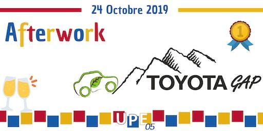 Afterwork chez Toyota Gap