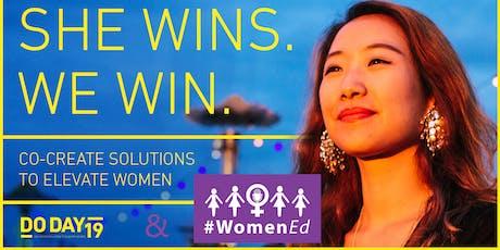 @WomenEdDE Do Day Challenge - Fri 18 Oct 2019 tickets
