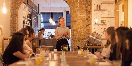 October Tea Tasting £10 tickets