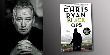 Chris Ryan: Black Ops tickets