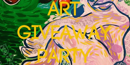 Jesscmo x ItsJulissa ART GIVEAWAY PARTY 2019