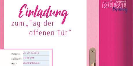 Wohlfühltag mit Déesse - it´s Beautytime! - Tag der offenen Türe Tickets