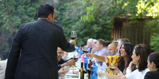 "Massimo Bruno's ""Al Fresco"" Outdoor Supper Club"