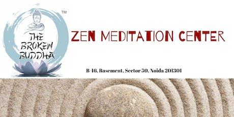Gusto Meditation tickets