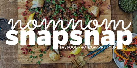 NomNom SnapSnap: Bristol Food & Photography Tour tickets