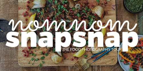 NomNom SnapSnap: Bristol Food & Photography Tour
