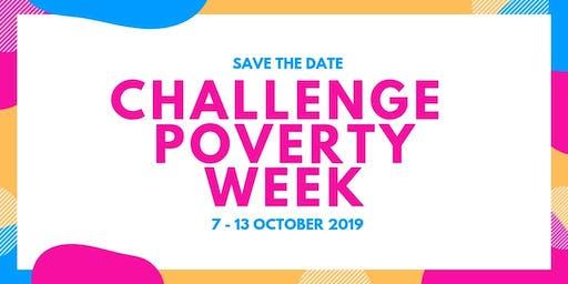 Challenge Poverty Week: Get Involved
