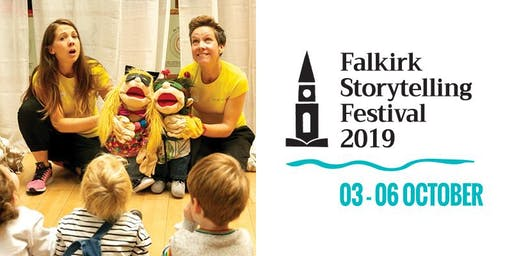 The Mystery Of The Lost Haggis ~ Falkirk Storytelling Festival 2019