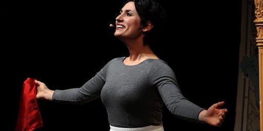EKATERINA LEVENTAL -  De Weg, een migratieverhaal- muziektheater