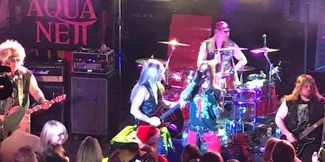 Aqua Nett - 80's Hair Metal & Beyond! tickets
