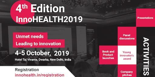 InnoHEALTH 2019 - Unmet needs leading to innvovation