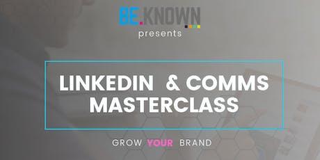 LinkedIn Masterclass - Liverpool AM tickets