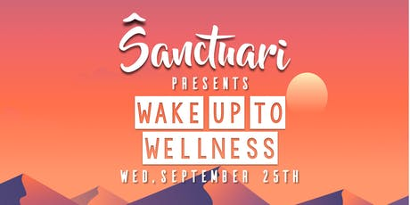 Sanctuari presents: Wellness Wednesday Great Yarmouth! tickets