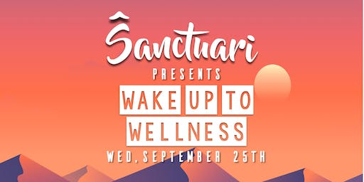 Sanctuari presents: Wellness Wednesday Great Yarmouth!