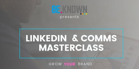 LinkedIn Masterclass - Liverpool tickets