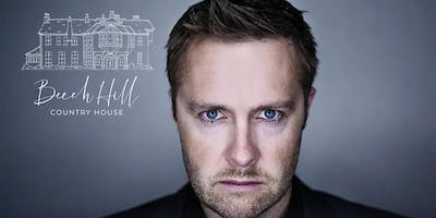 Keith Barry at Beech Hill