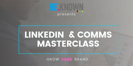 LinkedIn Masterclass - London tickets