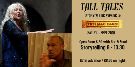 Tall Tales Storytelling evening tickets