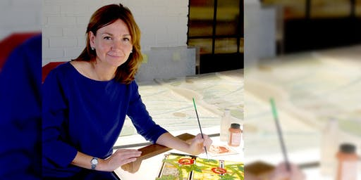 Helen Whittaker: An Artistic Journey in Stained Glass