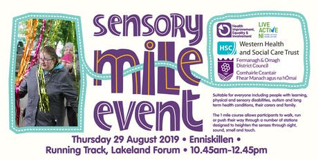 Sensory Mile Enniskillen tickets