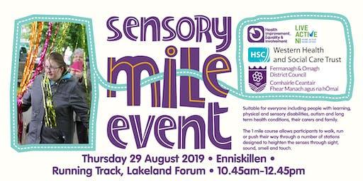 Sensory Mile Enniskillen